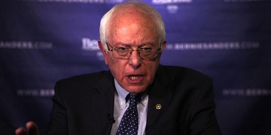 "Bernie Sanders: No more ""perpetual war"" for Middle East"