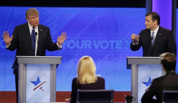 a review of a republican debate 1 day ago  republican us senate candidates in wisconsin stood by president donald trump during a thursday debate,  mueller reviews trump's tweets in wide-ranging .