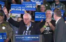 Bernie Sanders maintains lead over Hillary Clinton in N.H.