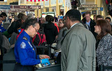TSA takes steps to improve airport security