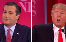 "Donald Trump calls Ted Cruz ""nasty"""
