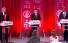Republican Debate Part 1: Replacing Scalia, national security