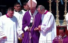 Pope Francis visits dangerous city in Mexico