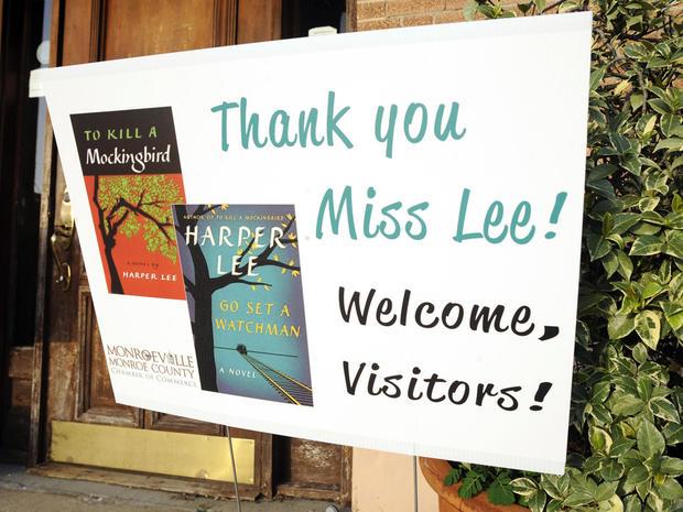 Harper Lee 1926-2016