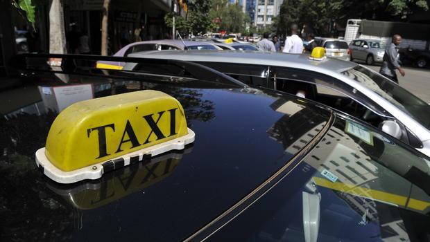 Kenyan Uber driver ambushed, car torched