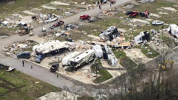 Severe Weather - Severe weather in the South - Pictures ...