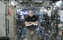Scott Kelly talks about his final days in space