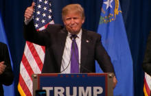 Full Video: Donald Trump's speech after Nevada victory
