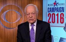 "Schieffer: GOP debate ""like kids out behind a barn"""