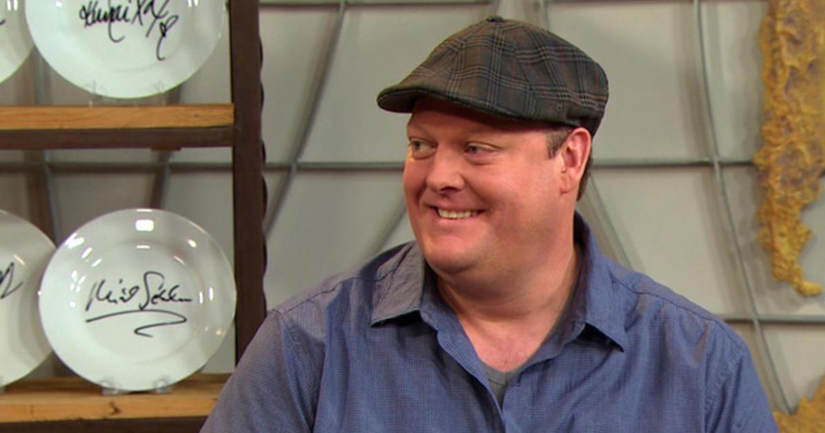 The Dish Chef Beau Macmillan Cbs News