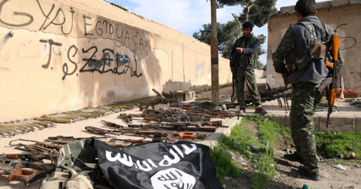Isis Launches Attacks In Syria After U S Russia Brokered