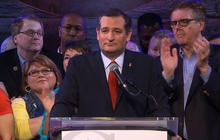 Full Video: Ted Cruz says he's the only one who can stop Donald Trump