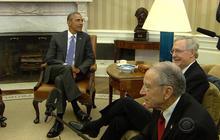 GOP Senate leaders meet with Obama on SCOTUS vacancy