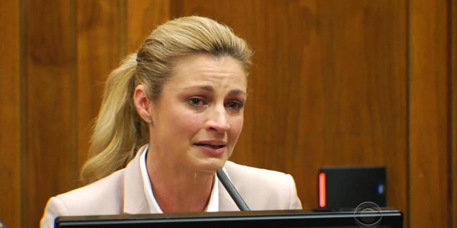 Erin Andrews Awarded $55 Million In Hotel Stalking Case