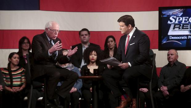Hillary Clinton, Bernie Sanders answer questions about abortion