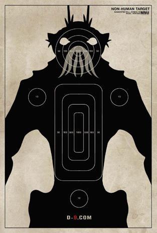 Shooting Range Orlando >> Dead Nazis - Zombies, Nazis and Jar Jar Binks: Novelty ...
