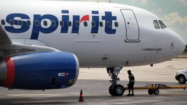 Chaos Ensues At Florida Airport After Spirit Flight Cancellations