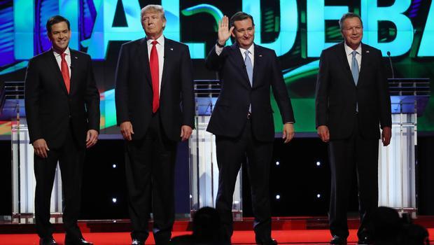 Debate coach: Who won the GOP debate?