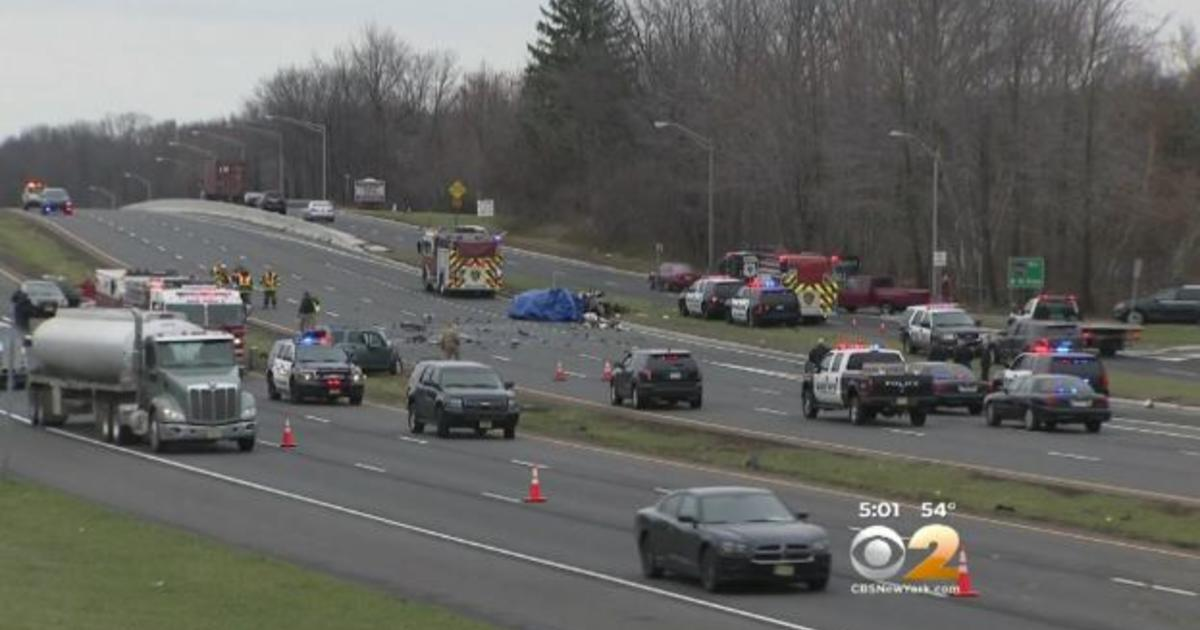 Car Accident In New Jersey Sunday