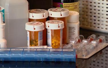 Medicine poisoning a big risk for kids