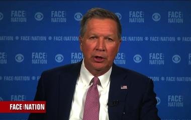 "John Kasich: Senate GOP ""probably ought"" to meet with Merrick Garland"