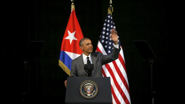 President Obama's historic visit to Cuba
