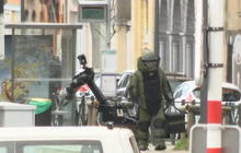 Counter-terrorism raids step up in Belgium