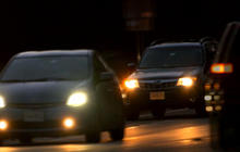 Many car headlights do not perform well, study finds