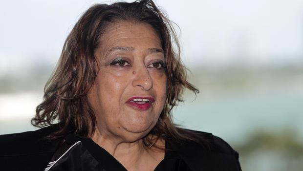 Zaha Hadid, famed architect, dies at 65