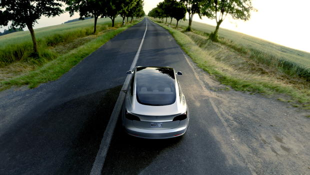 Image result for What if electric cars could recharge while you drive?