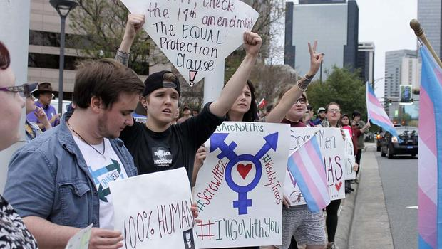 Pressure mounting on n carolina over controversial - Transgender discrimination bathroom ...