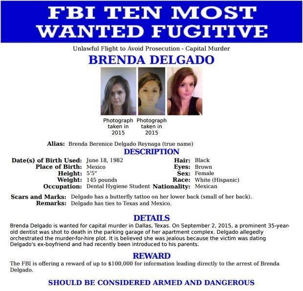 布伦达 - 德尔加多 -  wanted.jpg