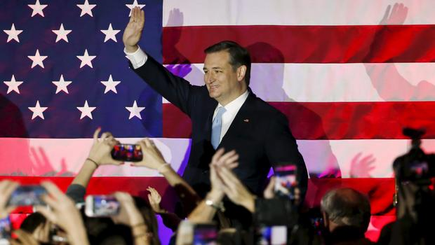 Ted Cruz relishes  Wisconsin primary win