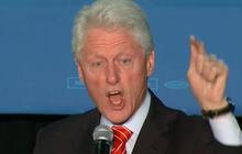 Bill Clinton heckled over 1994 crime bill in Philadelphia