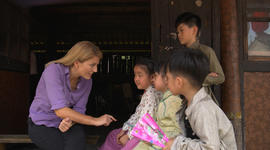How Holly Williams fell in love with China