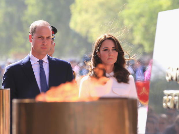 Will and Kate's trip to India and Bhutan