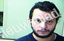 New photo of Paris suspect reportedly taken inside prison