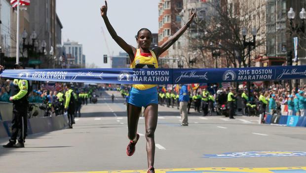 Zerchoo news boston marathon 2016 ethiopians sweep top isions