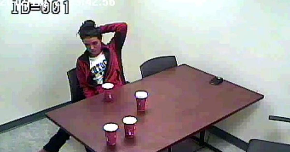 Police Video Murder Suspect Asks Quot Will Anybody Want To