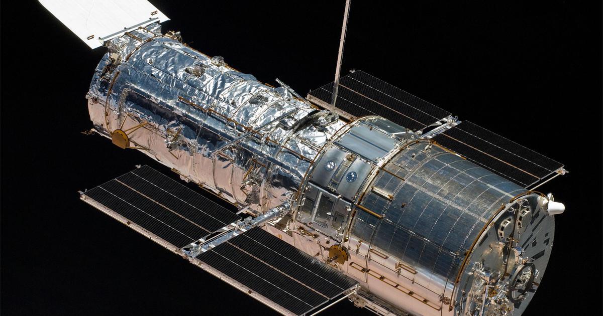 Almanac: Hubble Space Telescope - CBS News