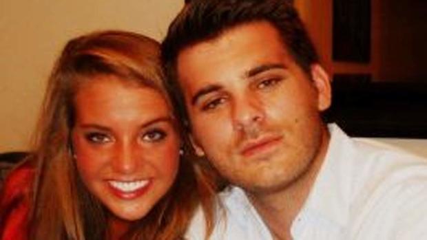 Shayna Hubers和Ryan Poston