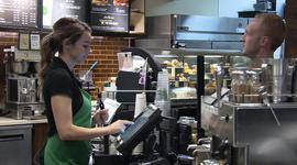 Inside Starbucks' plan to feed families in need