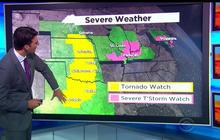 60 million under severe weather threat
