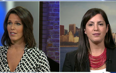 Female sports reporters discuss abusive tweets, harassment #morethanmean