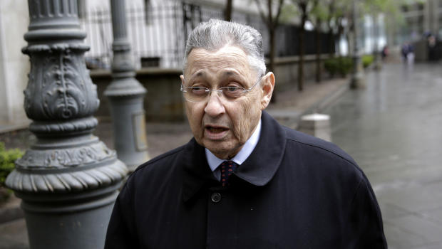 Former N.Y. Assembly speaker sentenced to 12 years in prison