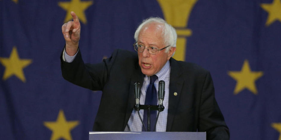 Sanders: I absolutely will not drop out before convention