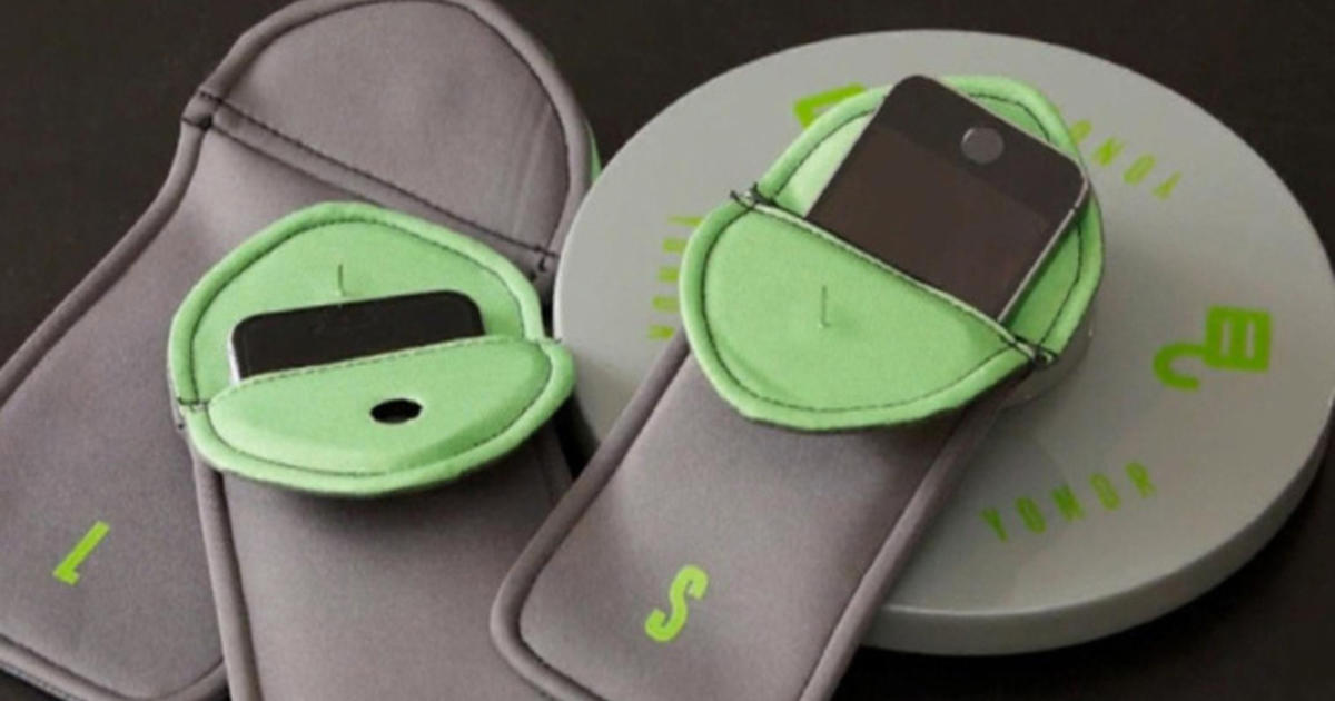 Yondr Pouches Tackle Phone Addition By Creating Quot Phone