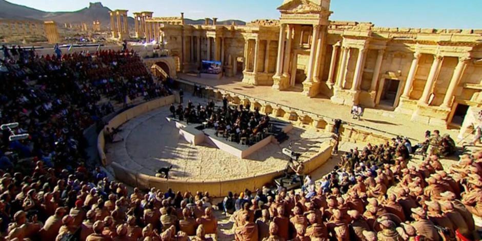 "Syrias ""Monument Men"" saved treasures under ISIS rule"