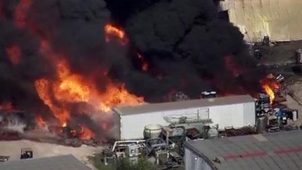 Nude photos get Texas firefighters fired - CBS News