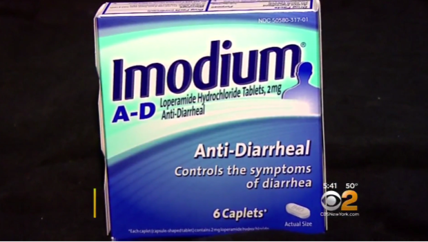 What is imodium prescribed for